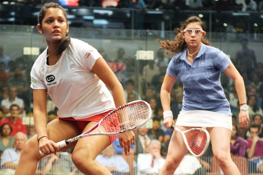 Squash Hopes for Olympic Nod from IOC