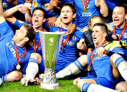 Chelsea Clinch Europa League Title