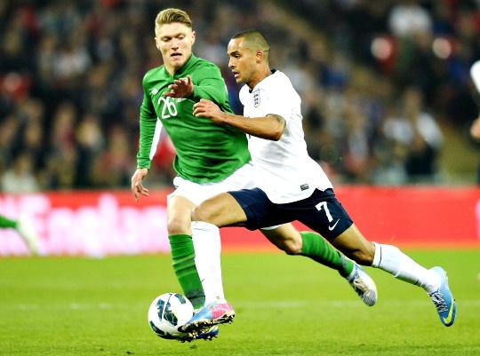 Ireland Give England Deja Vu in Draw