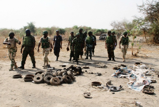 Hostages Taken by Islamists Rescued: Nigerian Army