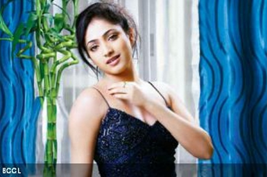 Hariprriya to Play a Call Girl