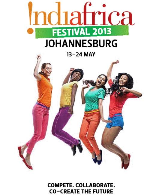 India-Africa Festival Opens in Johannesburg
