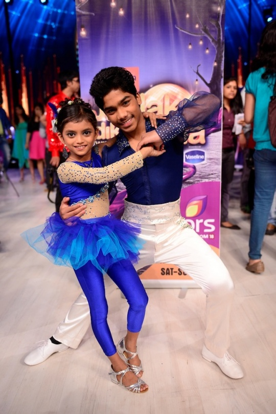 IGT Kids Sonali and Sumanth