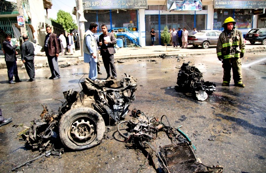 Kabul Attack: 6 Civilians Dead, 37 Wounded