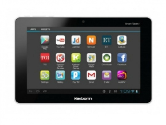 Karbonn officially launches Smart Tab 1 in India