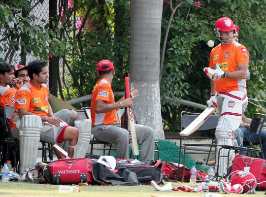 IPL Preview: KXIP Face RCB