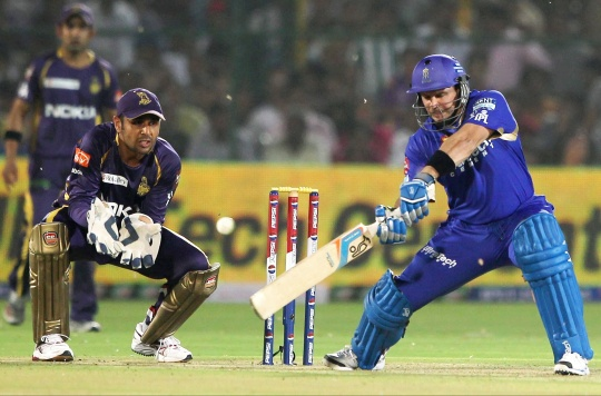 Kolkata Desperate For Win Against Rajasthan