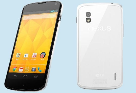 LG Nexus 4 White