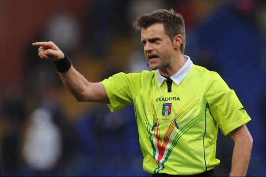 Nicola Rizzoli for Champions League Final