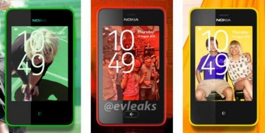 Nokia Asha 501 Leaked Image