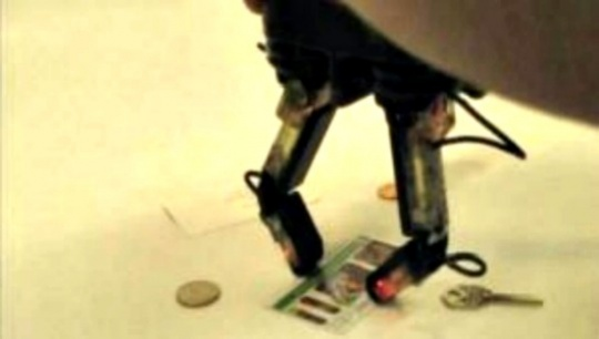 Robot that can 'Discover' New Objects on its Own