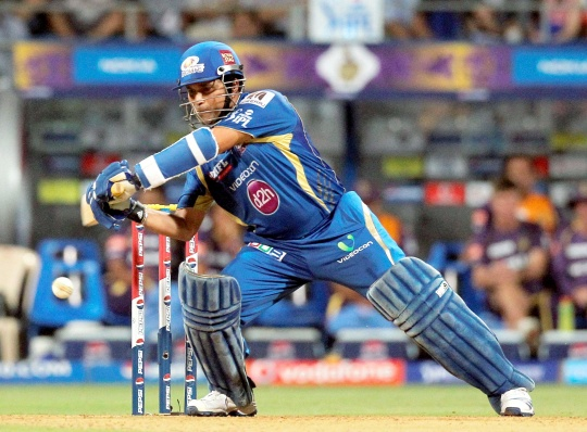 Injured Sachin Tendulkar Out of IPL