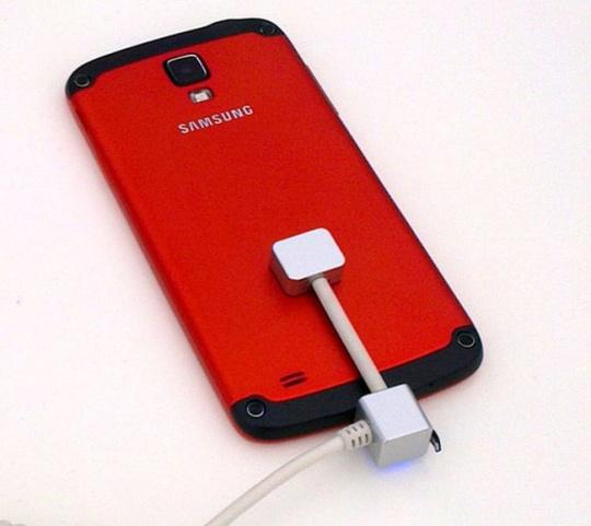 Samsung Galaxy Active Leak