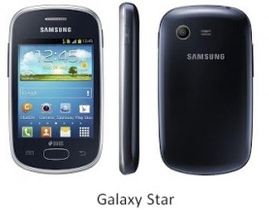 Samsung Galaxy Satr