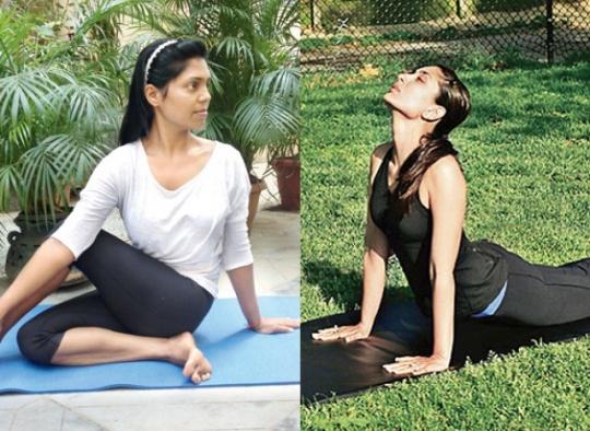 Twinkle Singh, Kareena Kapoor's Yoga Teacher