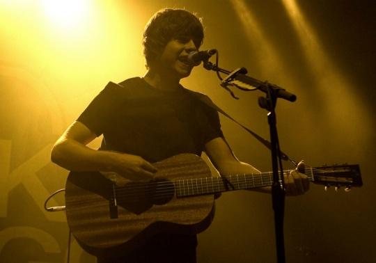Singer-songwriter Jake Bugg