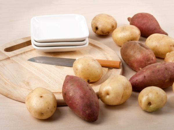 Healthy Salad: Caribbean Sweet Potato Salad Recipe