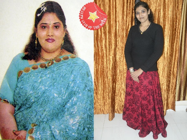 Health Star Of The Week:  A Mother's Dedication To Weight Loss