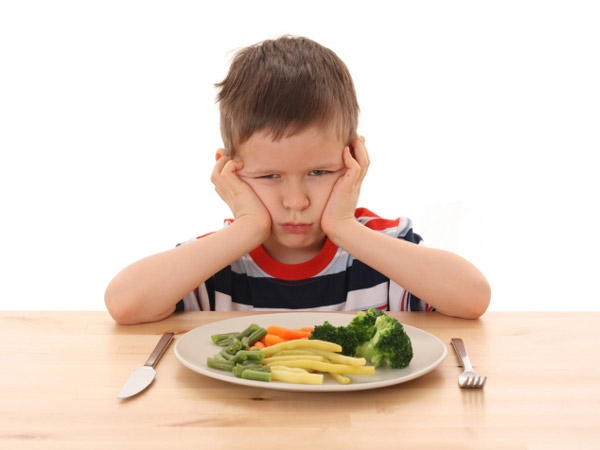 How To Get Your Kids To Eat Their Veggies