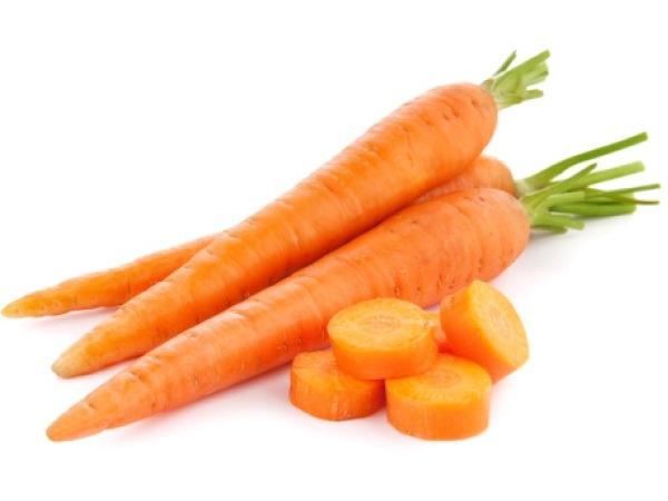 Top 6 Health Benefits Of Carrots