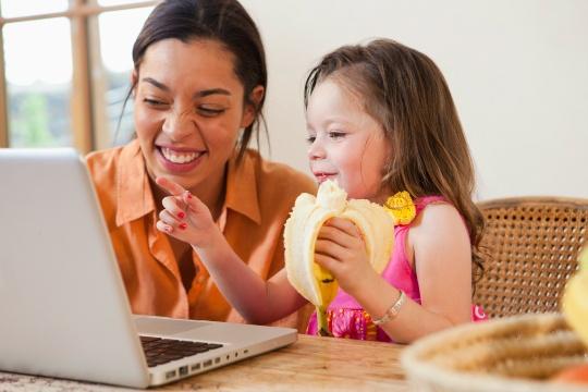 Internet Can Help Mums Prevent Kids' Obesity