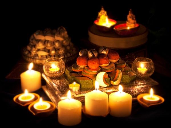 Healthy Guilt-Free Snacks For Diwali