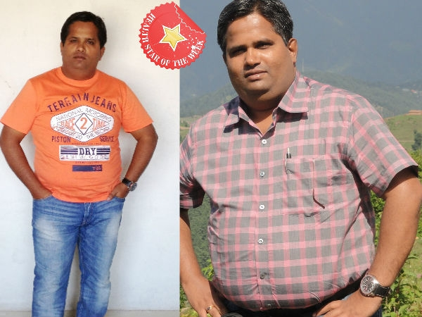 Health Star Of The Week: Losing Weight To Get Healthier