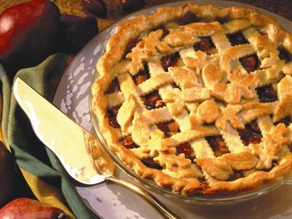Healthy Dessert Recipes: Pear Tart Recipe
