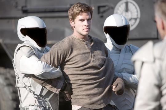 Liam Hemsworth as Gale Hawthorne