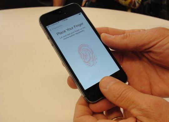 Apple to Make Screen A Fingerprint Sensor