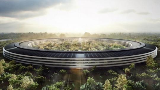 Apple's 'Spaceship' Campus