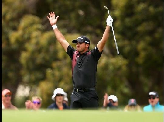 Australian golfer Jason Day