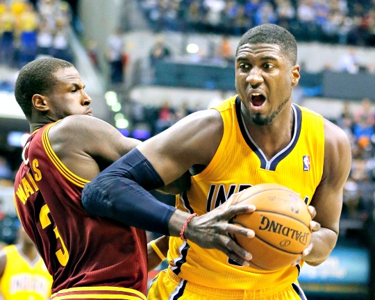 Unbeaten Indiana Pacers Rout Cavaliers