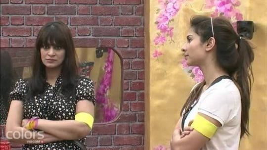 Candy Brar and Tanisha Mukherjee