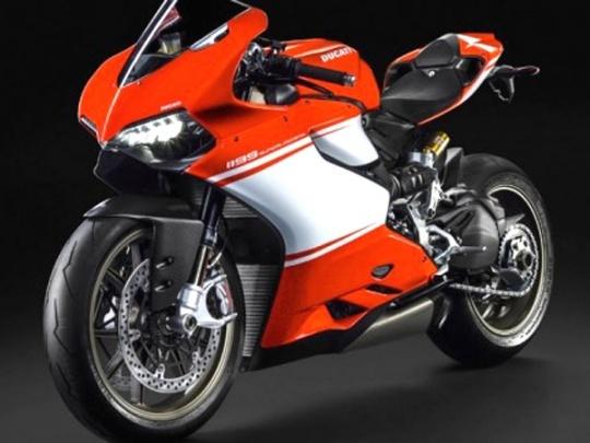 Limited Edition Ducati 1199 Superleggera