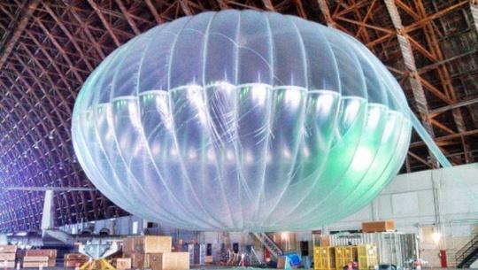 Google's Wi-Fi Balloons to Travel Thrice Around World