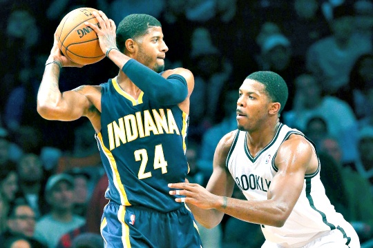 Pacers Roll to 7-0 With Win Over Nets