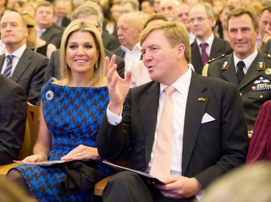 King Willem-Alexander, Queen Maxima