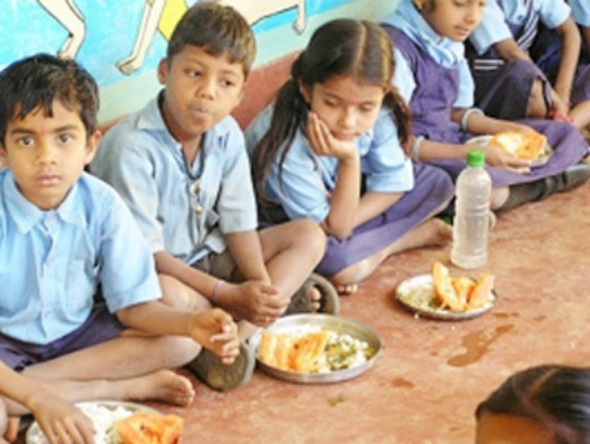 Midday Meal Ranking Sparks Protests