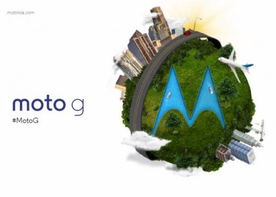 Moto G Teaser