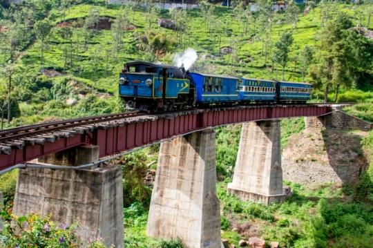 Nilgiri Mountain Train