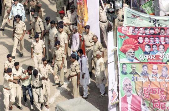 Patna Serial Blasts: Prime Suspect Dead