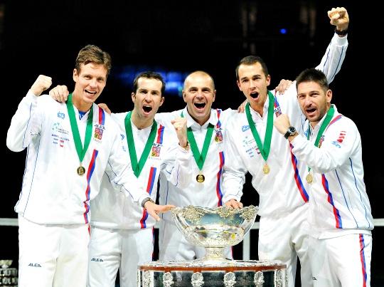Czech Republic Defend Davis Cup Title