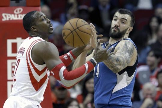Rockets Beat Timberwolves