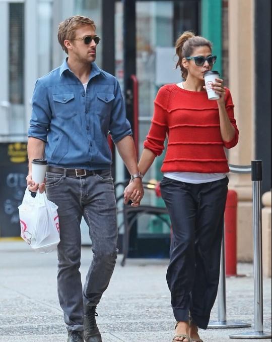 Ryan Gosling, Eva Mendes Breakup