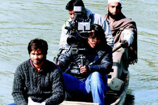 Shahid Kapoor's 'Haider' Faces Protests