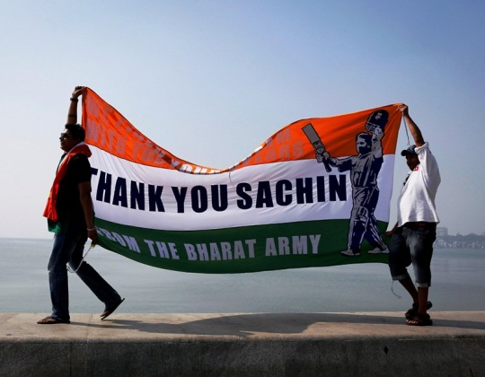 Full Text of Sachin's Farewell Speech