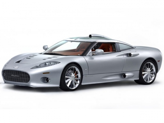 Spyker will launch the C8 Aileron, followed by the B8 Venator in India