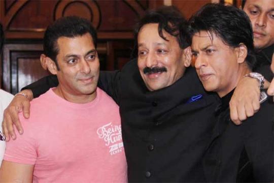 Salman & Shah Rukh Khan