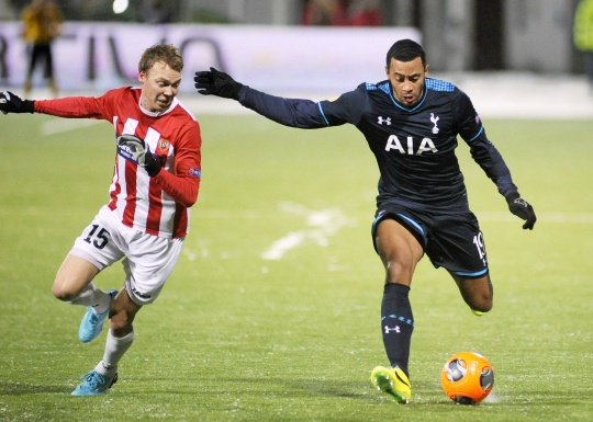 Spurs Win to Ease Pressure on AVB